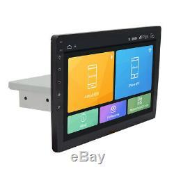 10.1 Single DIN HD Car Stereo Radio MP5 Player 2+32G BT Mirror Link GPS DAB OBD