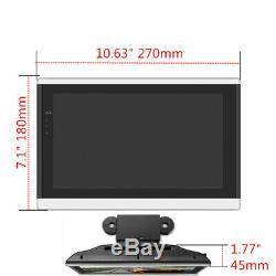 10.1Android 7.1 2GB+8GB Quad-Core Mirror Link OBD Rear Seat Monitors DVD Player