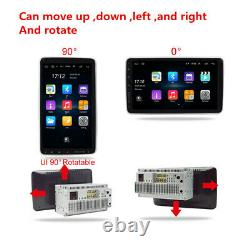 10.1in 2Din Android9.1 Car Radio Stereo MP5 Player GPS SAT NAV Bluetooth WIFI FM
