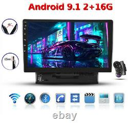 10.1in Single Din Android Car MP5 Player Touchscreen Stereo Radio GPS WIFI 2+16G
