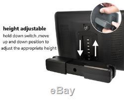 10.6Inch Dual 4 code Car Headrest Monitor 1080P Video Touch Screen WIFI USB/SD