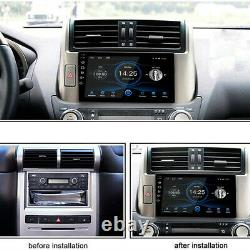 10 in Android 9.0 Radio Car Stereo Touch Screen Multimedia Player GPS Navigation