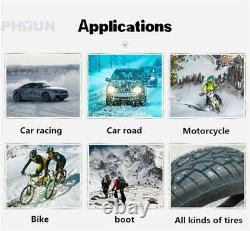 1000pcs Winter For Car ATV Motorcycle Wheel Snow Non-slip Screw WithAir Gun Tool