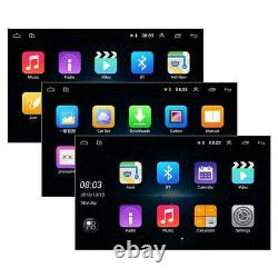 10in Car MP5 Player 2-Din Android 9.1 Stereo Radio GPS WIFI BT Rotatable Screen