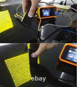 110130V (US Plug) Car Body Repair Tool LCD Display Garage Sheet Metal Tools