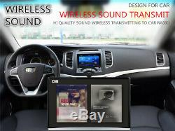 12.5 Android 6.0 Car Headrest Rear Seat Monitor WiFi FM HDMI OBD TPMS HD 1080P