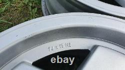 15 BORBET A ALLOYS 4x114.3 nissan 200sx almera CUBE nv200 TIIDA prime mazda rx7