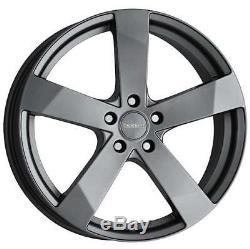 15 Dezent Td Graphite Alloy Wheels Only Brand New 4x100 Et47 Rims