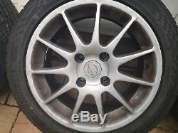 16inch Enkei 4x114.3 Nissan Primera GT LE wheels P11