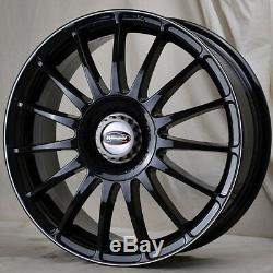 17 inch TEAM DYNAMICS MONZA 4x114.3 ET38-45 7J SILVER alloy wheels Acura CL Acu