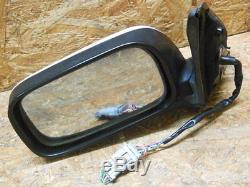 1995 2001 Jdm Nissan Primera Camino P11 G20 White Power Folding Side Mirror Oem