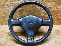 1995 2001 Jdm Nissan Primera Camino P11 Infifnit G20 Steering Wheel W Airbag Oem