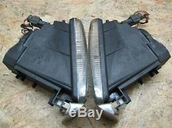 1995 2001 Nissan Camino Primera P11 Infiniti G20 Bumper Fog Light Set Oem