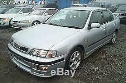 1995 2001 Nissan Camino Primera P11 Infiniti G20 White Mud Flap Guard Set Oem
