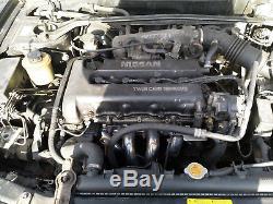 1998 Nissan Primera GT P11 4 door Saloon