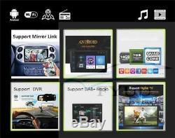 1DIN 8 Adjustable Android 8.1 1080P Quad-core 1GB+16GB Car Stereo Radio+camera