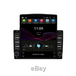 1DIN 9.7'' Android 9.1 Car MP5 GPS Stereo Radio Multimedia Player Wifi Hotspot