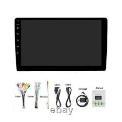 1DIN Adjustable10 in Stereo Wifi Android Touch-Screen Car GPS Navigation Radio