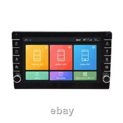 1Din Android 8.1 Car Stereo Radio 9in MP5 Multimedia Player GPS Wifi+Rear Camera