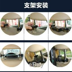 1Pc 10.1in External Car Headrest Android Monitor DVD Player Display Screen Touch