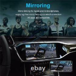 1x 2+16GB Android 7.0 Car Multimedia Player Carplay Ai Box Wireless Mirror Link