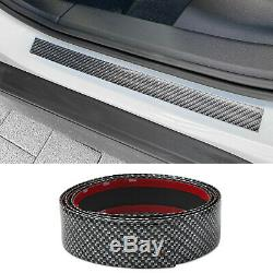 2,65 / M 3 Meter Carbon Roll Self Adhesive Door Sill for Many Vehicles