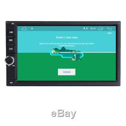 2 Din Android 8.1 2GB+16GB Car Stereo Radio WIFI 3G DAB Mirror Link OBD TPMS