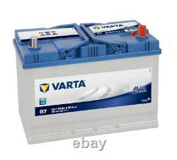 249 Varta G7 Blue Dynamic Car Battery 12V 95Ah 830CCA