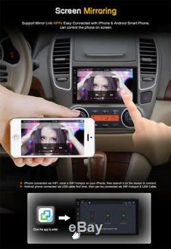 2DIN 7''Octa-Core Android 8.1 Wifi Car GPS Navigation Stereo DAB DTV Mirror Link