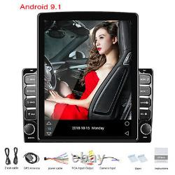 2DIN 9.7'' Android 9.1 16GB Car Stereo Radio GPS Navigation MP5 Wifi Mirror Link