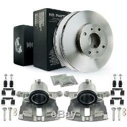 2x Bremssattel + Bremsscheiben 280mm vorne Nissan Almera II N16 Primera P11 WP11