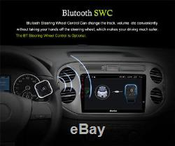 4G LTE 2Din Capacitive Touch Screen GPS Car Player Radio Android 6.0 Wifi 4 Core
