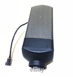 5KW Carbon Fiber Look Car Heater Heating Tool Coolant Preheater Fast Ignition