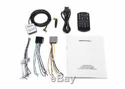 7 Android Car GPS Stereo MP5 Player Sat Nav WIFI USB Radio Free Back up Camera