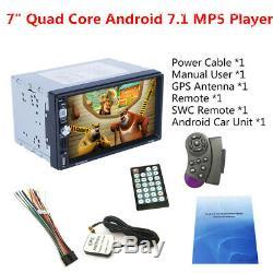 7 Car MP5 Player BT Mirror Link GPS Nav DVR AUX RDS FM + Steering Wheel Control