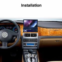 7 Touch Screen Singel Din Car MP5 Player Radio Stereo GPS Sat Nav 8G Map Card