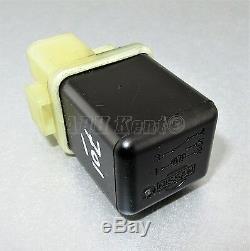 701-Genuine Nissan (1990-2003) 5-Pin Multi-Use Black Relay 25230-C9971 12V Japan
