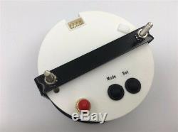 85mm Digital Auto Car GPS Speedometer Gauge Tachometer Odometer Multi-function