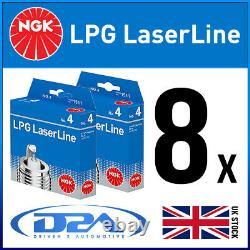 8x NGK LPG1 (1496) LPG Spark Plug Wholesale Price SALE