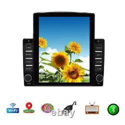 9.7'' 1DIN Android 9.1 Car Stereo Radio GPS MP5 Multimedia Player Wifi Hotspot