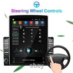 9.7 2Din Android 9.0 Car Radio Stereo MP5 Player Bluetooth WIFI GPS Navigation
