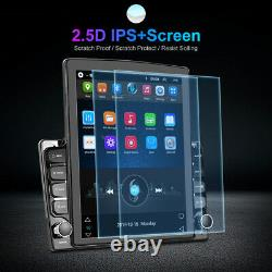 9.7 2Din WIFI GPS Navigation Android 9.0 Car Radio Stereo MP5 Player Bluetooth