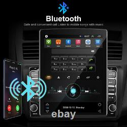 9.7 Double 2 DIN Car Radio Stereo Android 9.0 Bluetooth FM GPS TF MP5 Player
