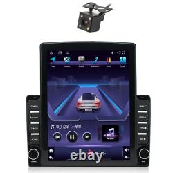 9.7In Vertical Screen Car Stereo Radio GPS Player Wifi 3G/4G OBD With Rear Camera