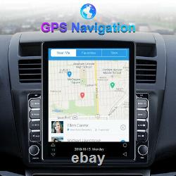 9.7in 2DIN Android 9.1 Car Radio Stereo MP5 Player GPS Sat Nav FM WiFi Bluetooth