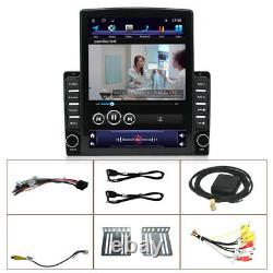 9.7in Android 9.1 2DIN 2+32GB GPS Bluetooth Car Stereo FM WIFI MP5 Player+Camera