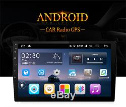9 HD Android 7.1 Single 1 Din Car GPS Stereo Radio Player Wifi 3G/4G No DVD