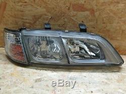 95 2001 Jdm Nissan Camino Primera P11 Infiniti G20 Headlight W Corner Light Oem