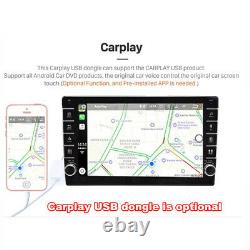 9in 1DIN Car Stereo Radio Android 8.1 Head Unit GPS Navigation 2+32G With Camera