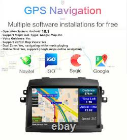 9in Touch Screen Car MP5 Player Head Unit Bluetooth Stereo FM Radio GPS Wifi 32G